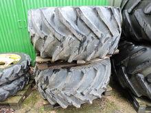 600/55-30.5 Flotation wheels