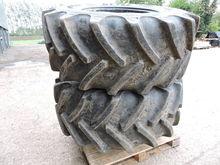 Stocks 600/70 x 30 Dual wheels