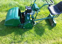 Atco Royale 20e cylinder mower