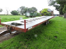 MBE Slewing trailer