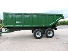 Used Bailey 12 tonne