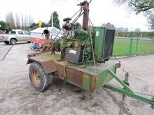 GreenCrop Irrigator pump