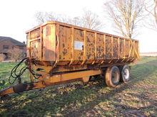 Used T & F 14 tonne