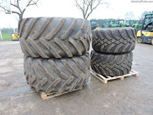 600/55 x 26.5 and 800/65 x 32 F