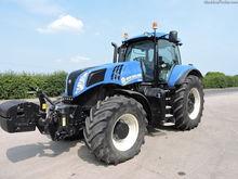 Used Holland T8.330