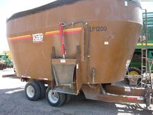 2012 Kirby Manufacturing LP1200