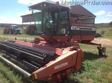 Hesston 8400
