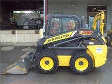 2012 NEW HOLLAND L218