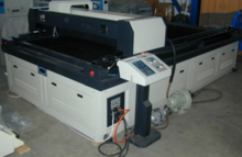 Used LASER CUTTER CN