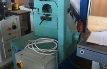 SANDING MACHINE FOR CURVED PIEC