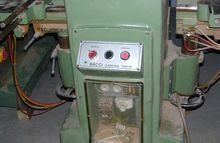 MORTISING MACHINE BACCI (29/151
