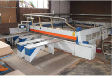 Used PANEL SAW SCHEL