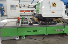 CNC WORKING CENTER BIESSE ROVER
