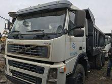 Volvo D9 Dump truck