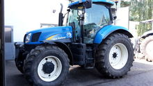 2009 New Holland T6080 Power Co
