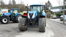 Used Holland T7050 P