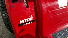 Used MTD LG 200 H in