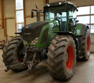 Used 2008 Fendt 922