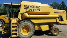 1997 New Holland TX65