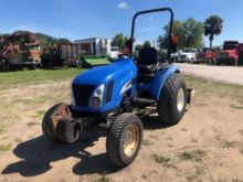 Used New Holland Tractors for sale in Florida, USA | Machinio