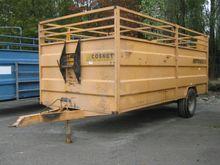 1987 Cosnet BGY 510 Livestock t