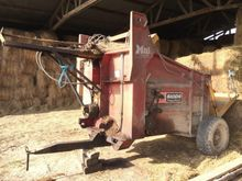 1992 Silodis 2600 Straw Blower