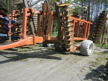 2009 Razol RJH.2 Disc harrow