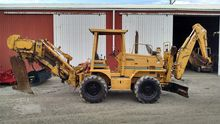 Used VERMEER V8550A