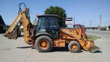 2008 CASE 580SM II