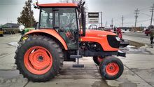 Used KUBOTA M108S in