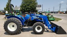2016 NEW HOLLAND WORKMASTER 70