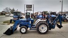 1996 NEW HOLLAND 1715