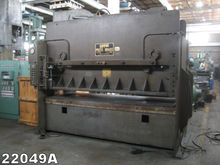 100 TON HTC STRAIGHT SIDE PRESS