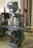 3 HP BEAVER VERTICAL MILLING MA