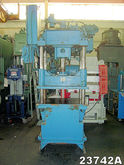 50 TON DAKE HYDRAULIC PRESS