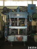50 TON CLIFTON HYDRAULIC PRESS
