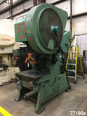 80 TON L&J O.B.I. PUNCH PRESS