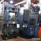 100 TON LOGAN MOLDING PRESS