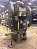 60 TON BLISS O.B.I. PUNCH PRESS