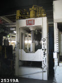 100 TON ERIE HYDRAULIC PRESS
