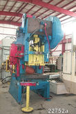 75 TON BLISS O.B.I. PUNCH PRESS