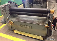 4 FT. X 8 GA. NIAGARA SLIP ROLL