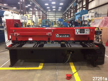 "8 FT. X 3/16"" AMADA METAL SHEAR"