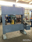 40 TON HYDRAULIC SHOP PRESS