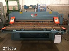100 TON ZED DIE CUTTING PRESS