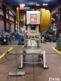 60 TON L & J O.B.I. PUNCH PRESS