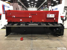 "10 FT. X 1/4"" AMADA METAL SHEAR"