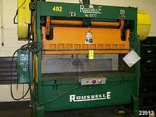 40 TON ROUSSELLE STRAIGHT SIDE