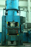 600 TON ERIE HYDRAULIC PRESS