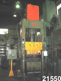 250 TON HPM HYDRAULIC PRESS